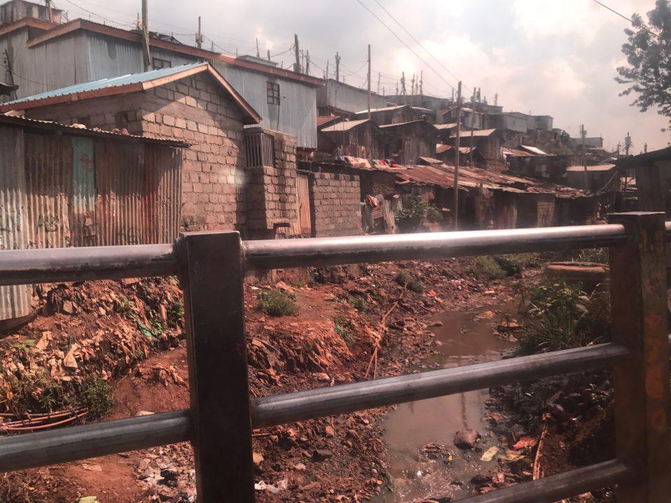 kibera dettaglio slump nairobi